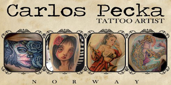 Pecka Tattoo