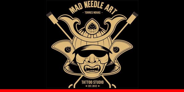 Mad Needle Tattoo