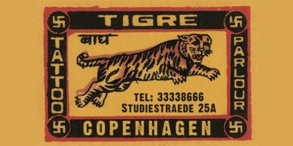 Tigre Tattoo Parlour