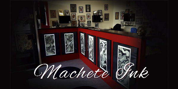Machte Ink Tattoo
