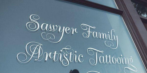 Sawyer Family Artistic Tattooing